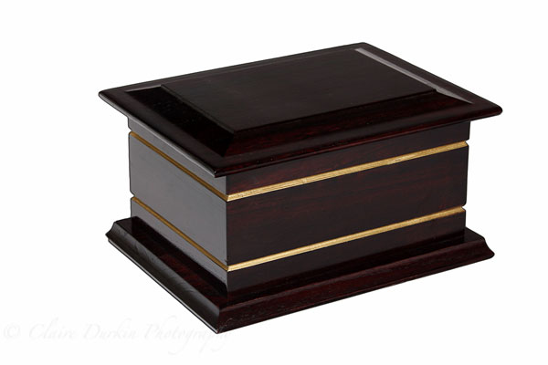 Dark Pillar Ashes Casket