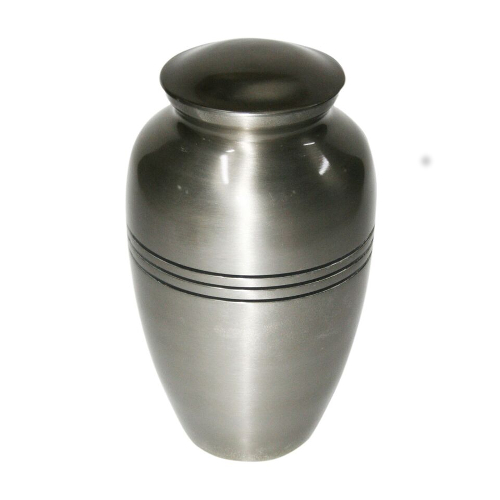 Orchid Urn Metal